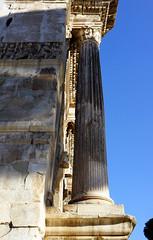 Column, Arch of Constantine