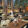 01/01 #NewYearsDay afternoon tea at #StPancras hotel (TiggerSnapper) Tags: newyearsday stpancras