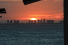 IMG_0419 (DaveGifford) Tags: mexico islamujeres sunset casabonita