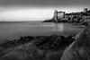 The black castle-Il Boccale Livorno- (zizzyphotobox) Tags: ilboccale livorno sea reef tuscany toscana cielo sky