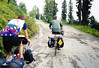 Ascending Rohtang Pass (Niall Corbet) Tags: india himachalpradesh himalaya himalayas manali rohtang rohtangla rohtangpass cycle bicyle bike tour touring expedition manalitoleyhighway