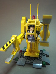 20161210_143405 (ledamu12) Tags: lego moc powerloader aliens caterpillar p5000