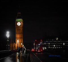 Westminster at night. (Albatross Imagery) Tags: palaceofwestminster parliament westminsterbridge sigma nikon westminsterlondon westminster bigben flickr instagram photographer photo nightphotography night cityscape landscape photography city london
