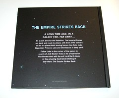 star wars in pictures 4 book box set ryder windham and brian rood disney 2016 f the empire strikes back (tjparkside) Tags: star wars pictures 4 book box set 2016 disney lucasfilm isbn 9781760128456 episode four five six seven iv v vi vii 5 6 7 anh new hope empire strikes back tesb esb rotj return jedi force awakens tie fighter fighters millennium falcon rey jakku scavenger bb 8 bb8 droid luke skywalker sail barge tatooine darth vader bespin outfit cloud city x wing xwing pilot illustrator brian rood author ryder windham