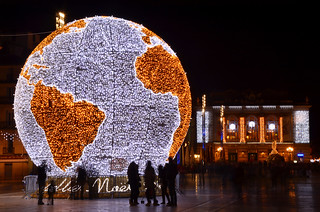 Montpellier, illuminations 2016