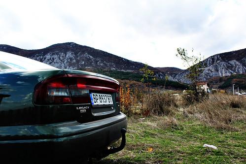 Vratschanski Mountain