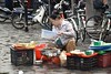 _DSC0671 (lnewman333) Tags: hoian centralvietnam vietnam sea southeastasia asia oldquarter streetfood vendor streetfoodvendor woman