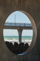 20170117_0231_1D3-98 Framed Pier (03/52) (johnstewartnz) Tags: canon canonapsh apsh eos 1dmarkiii 1d3 1dmark3 100canon 70200mm 70200 newbrighton newzealand newbrightonbeach newbrightonpier pier 2017project52 framed