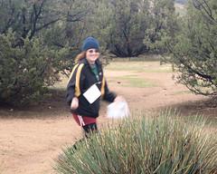 014 A Dash Past The Yucca (saschmitz_earthlink_net) Tags: 2017 california orienteering vasquezrocks aguadulce losangelescounty laoc losangelesorienteeringclub