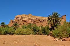 Such an old kingdom (T Ξ Ξ J Ξ) Tags: morocco aitbenhaddou d750 nikkor teeje nikon2470mmf28 mud brick clay