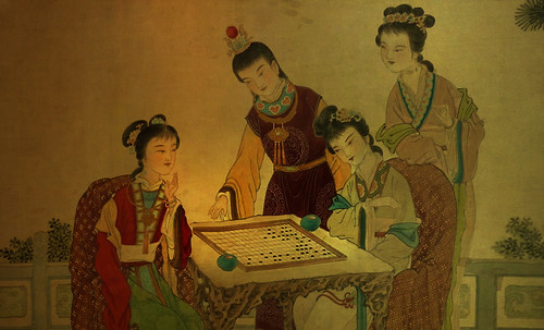"Xiangqi - Representación de ámbitos Tao • <a style=""font-size:0.8em;"" href=""http://www.flickr.com/photos/30735181@N00/32142882720/"" target=""_blank"">View on Flickr</a>"