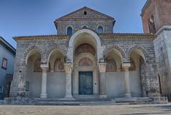S. Angelo in Formis (Fabry™) Tags: campania 1100d canon capua caserta chiesa facciata church architettura architecture hdr