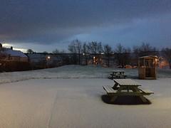 Photo of 2017/365/12 Pre dawn snowy playground