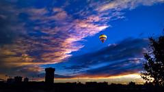 B'Loonz 20 (boriches) Tags: sunset balloon missouri springfield