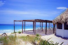 Caribbean bar (playapic) Tags: beachbar empty desolate escape idyllic freedom caribbean bluesea