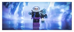 [DC] Inspired Victor (Jonathan Wong Photography) Tags: lego dc superheroes custom mr freeze victor cold heart arkham origins nora iciest man gotham