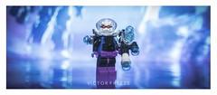 [DC] Inspired Victor (Jonathan Wong Photography) Tags: lego dc superheroes custom mr freeze victor cold heart arkham origins nora iciest man gotham