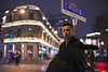 Zhongshan Ave (shane.fu) Tags: zhongshan avenue wuhan night rain umbrella portrait