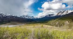 Ausblick am Silver Trail