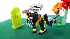 ST-02MWP In the Brick! (soriansj) Tags: mobileframezero mfz mf0 moc mechaton lego st02