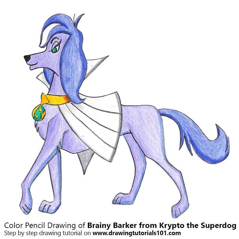 krypto the superdog coloring pages - the world 39 s best photos of brainy flickr hive mind