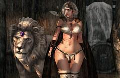 Brave (evolvingengeln) Tags: luas fantasygachacarnival maitreya velvet littlebones empyreanforge alchemy moonlightshadow lorien