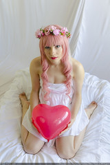DSC_6645 (Kees Peters) Tags: cosplay megurine luka vocaloid love