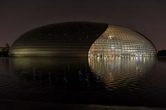 El huevo (SinRaquel) Tags: huevo reflejo color luz edificios pekín