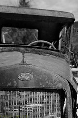 Dr. Davis (Dex Horton Photography) Tags: ford truck old abandoned antique drdavis dex dexter doctor housecalls history oralhistory oldstgeorgeplace vermont washingtonstate backwoods darkhollow rust dexhorton