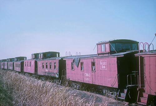 CB&Q Class NE-4 14511
