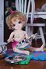 Connie (Lucy-Loves?) Tags: baby toddler doll bjd connie fairyland ruru littlefee littlefeebaby