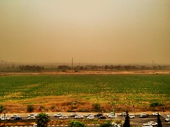 Sand storm (kolderal) Tags: uploaded:by=flickrmobile colorvibefilter flickriosapp:filter=colorvibe