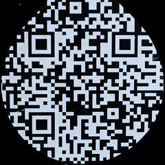 QR code (Leo Reynolds) Tags: code squaredcircle qr xleol30x sqset122 xxx2015xxx