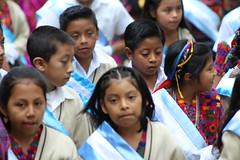 Patriotismo (ajpucarlos) Tags: santiago boy boys de guatemala 15 nios parade desfile nia septiembre caras nio mayas indigenas independencia 2015 sacatepquez