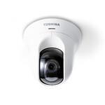 ネットワーク監視カメラの写真
