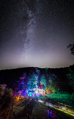 Equinox Psychedelic Music and Arts Festival Under the Stars