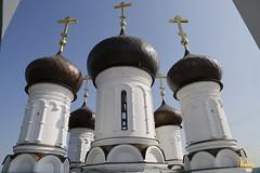049. Patron Saints Day at the Cathedral of Svyatogorsk / Престольный праздник в соборе Святогорска
