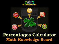 Percentage Calculator (gamemorph) Tags: calculator percentage