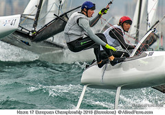 Nacra 17 European Championship 2015 (Barcelona) (Alfred Farr) Tags: barcelona sailing bcn games regatas bisc olimpics alfredfarre rio2016 nacra17 nacra17europeanchampionship2015