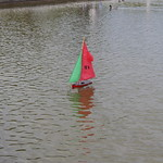 Sailboats and  Ducks in the Luxembourg Garden thumbnail