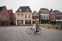 Leeuwarden, Over de Kelders (Jan Sluijter) Tags: holland dutch bike nederland friesland fiets leeuwarden kelders visitholland