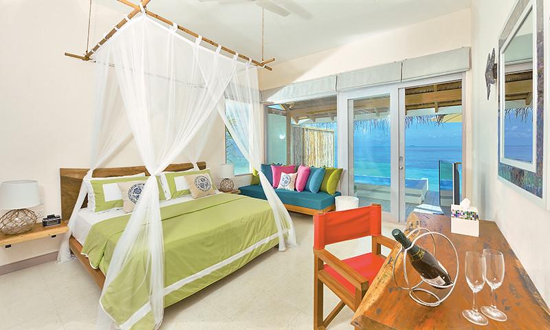 Helengeli Island Resort - Lagoon Villas