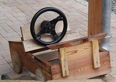 Bürden Porsche (:Linda:) Tags: car germany toy wooden village handmade thuringia bürden