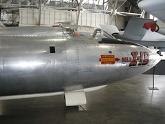 "Bell X-1B 9 • <a style=""font-size:0.8em;"" href=""http://www.flickr.com/photos/81723459@N04/22247865989/"" target=""_blank"">View on Flickr</a>"