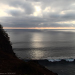 serene cloudy sunset thumbnail