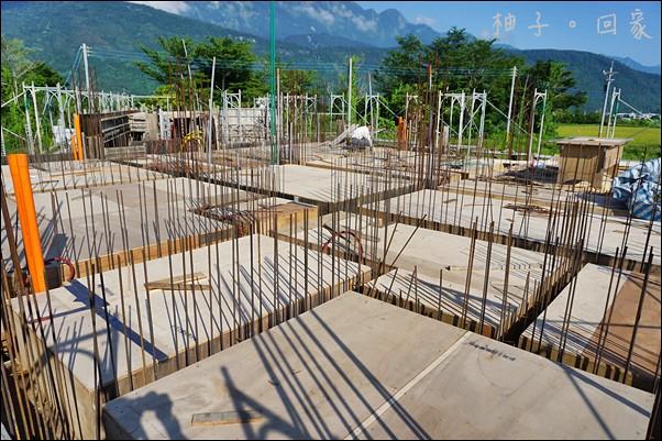 1樓板模隔間水電鋼筋完成3
