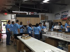"""Sponsored Packing Event with Florida Pennisula Ins. • <a style=""""font-size:0.8em;"""" href=""""http://www.flickr.com/photos/58294716@N02/22508078232/"""" target=""""_blank"""">View on Flickr</a>"""