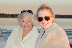Marilyn with Granddaugter Sydney (kirkmiles) Tags: cruise vacation lake minnesota marilyn us unitedstates sydney august cocktail kimberly mn bemidji 2015 simonson skaro cocktailcruise lakebemidji marilynsimonson sydneyskaro kimberlysimonson