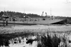 56.M.02.15 Porkkala palautuksen jlkeen - Kuljetuslautta Seili (JuhaUK) Tags: navy 1956 porkkala neuvostoliitto merivoimat upinniemi obbns laivasto vuokraalue