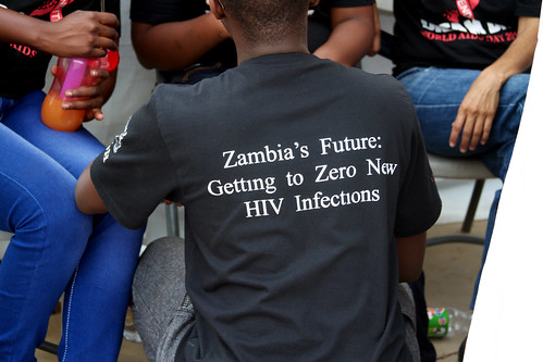 #ZEDMeFree HIV Awareness Concert, Lusaka, Zambia